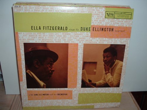 Ella Fitzgerald I Got It Bad And That Ain't Good cover art