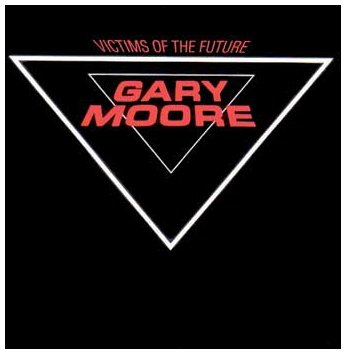 Gary Moore Empty Rooms cover art