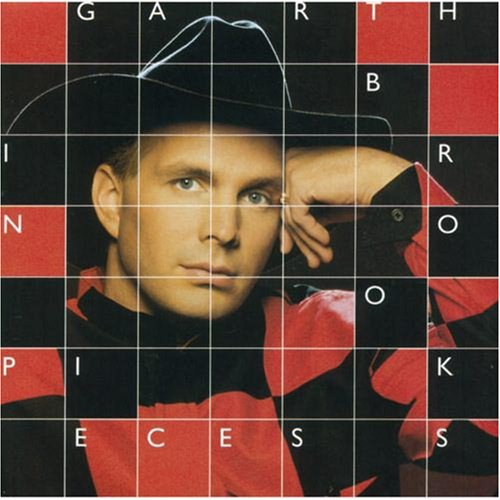 Garth Brooks Ain't Going Down (Til The Sun Comes Up) cover art