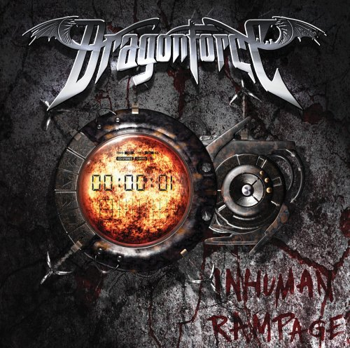 DragonForce Operation Ground And Pound cover art