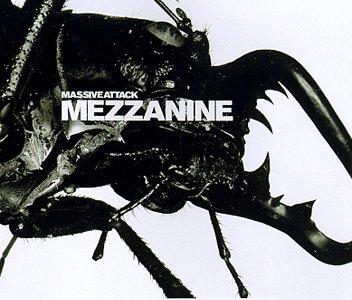 Massive Attack Teardrop cover art