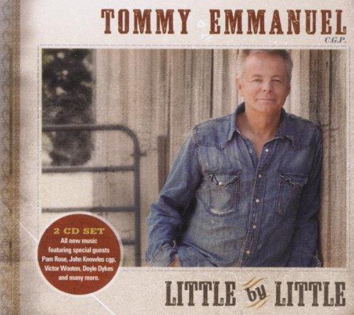 Tommy Emmanuel Locomotivation cover art