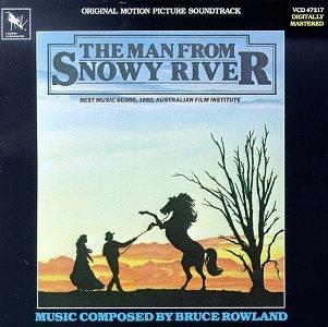 Bruce Rowland Mountain Theme cover art