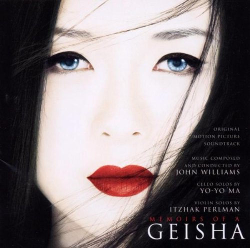 John Williams As The Water (from Memoirs Of A Geisha) cover art