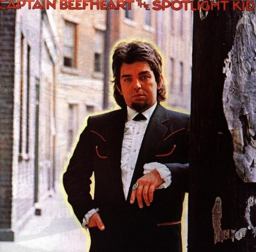 Captain Beefheart Big Eyed Beans From Venus cover art