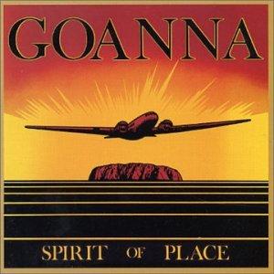 Goanna Solid Rock cover art