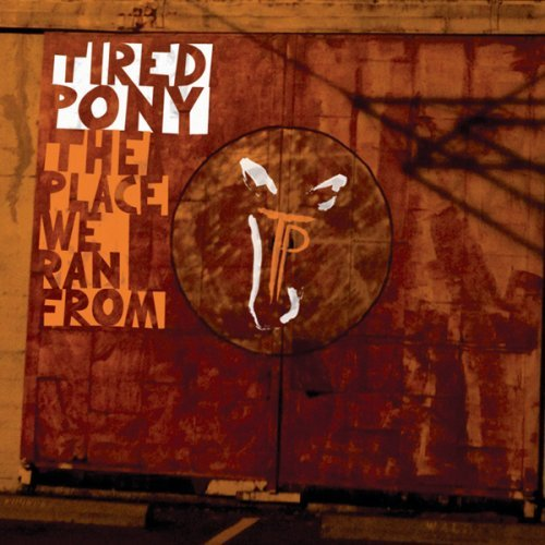 Tired Pony Dead American Writers cover art