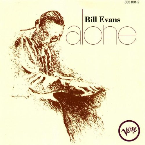 Bill Evans On A Clear Day (You Can See Forever) cover art