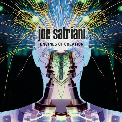 Joe Satriani Borg Sex cover art