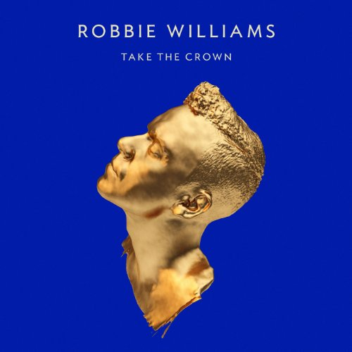 Robbie Williams Candy cover art