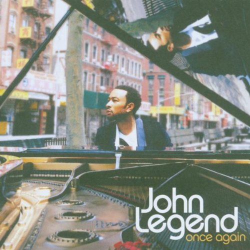 John Legend Another Again cover art