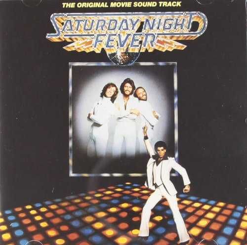 The Bee Gees Stayin' Alive cover art