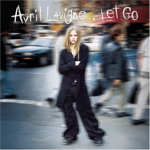 Avril Lavigne Tomorrow cover art