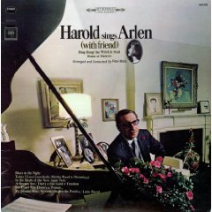Harold Arlen For Every Man There's A Woman cover art