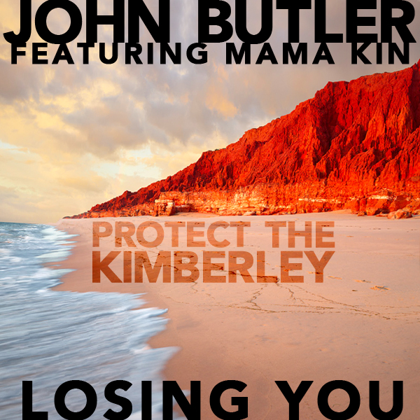 John Butler Losing You cover art
