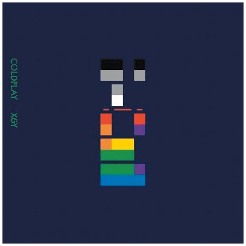 Coldplay Square One cover art