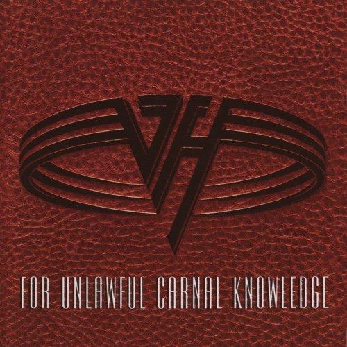 Van Halen Right Now cover art