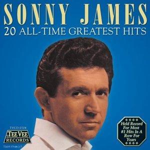 Sonny James Running Bear cover art