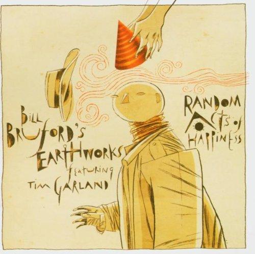 Bill Bruford Tramontana cover art