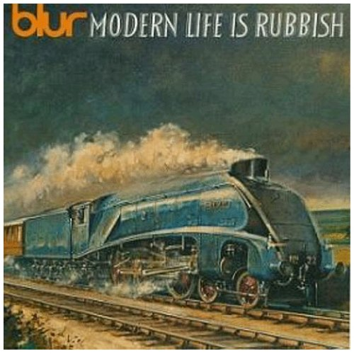 Blur Oily Water cover art