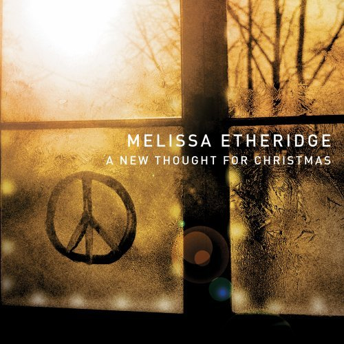 Melissa Etheridge Blue Christmas cover art