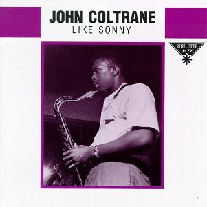 John Coltrane Oleo cover art
