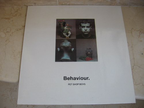 Pet Shop Boys Jealousy cover art