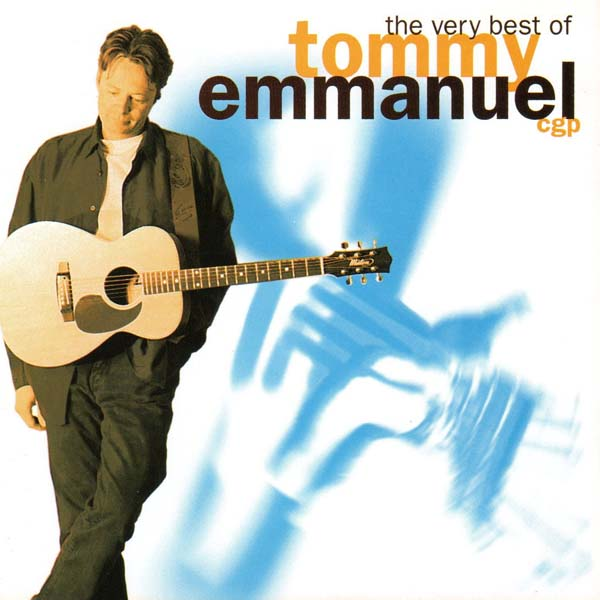 Tommy Emmanuel Up From Down Under cover art