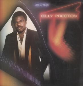 Billy Preston With You I'm Born Again cover art