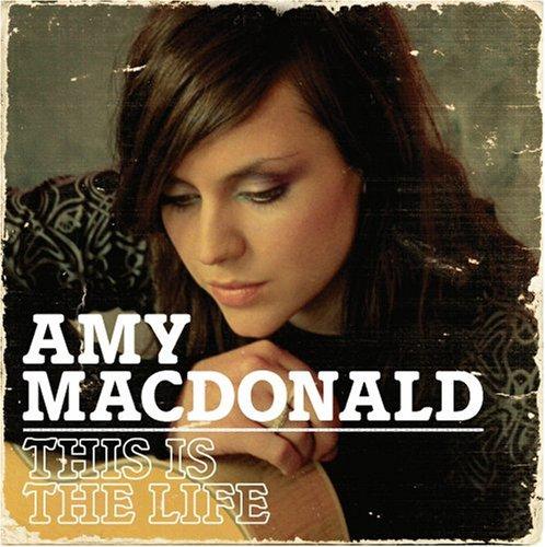 Amy Macdonald Run cover art