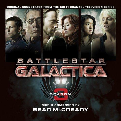 Bear McCreary Battlestar Sonatica cover art