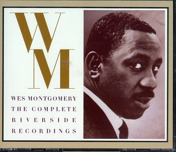 Wes Montgomery Yesterdays cover art