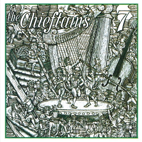 The Chieftains O'Sullivan's March cover art