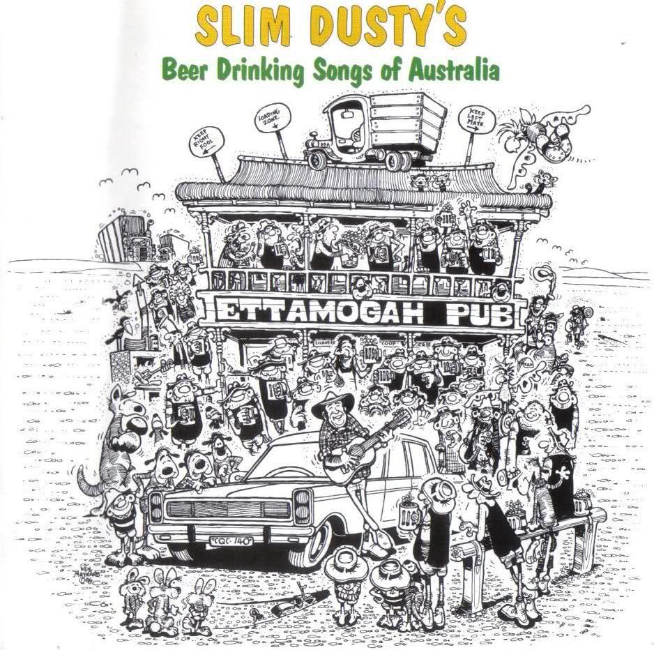 Slim Dusty Duncan cover art