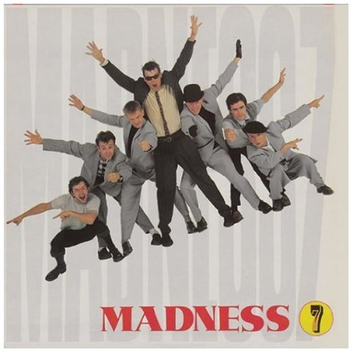 Madness Shut Up cover art