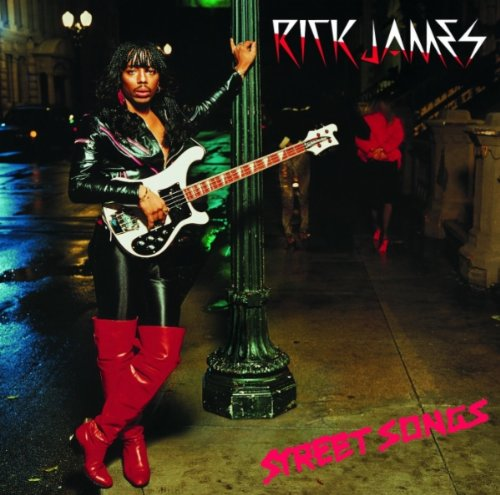 Rick James Give It To Me Baby cover art