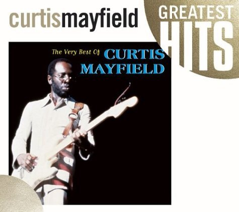 Curtis Mayfield Move On Up cover art