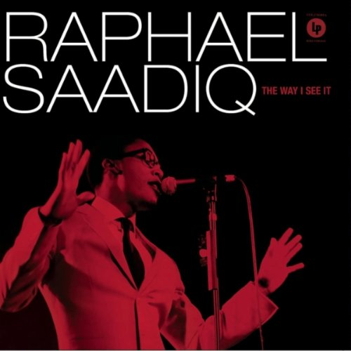 Raphael Saadiq Let's Take A Walk cover art