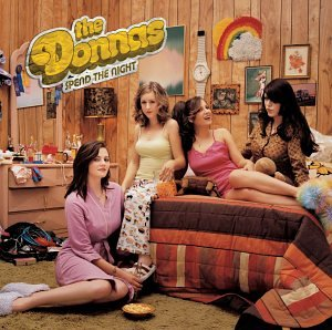 The Donnas Take It Off cover art