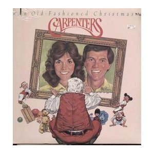 Carpenters An Old Fashioned Christmas cover art