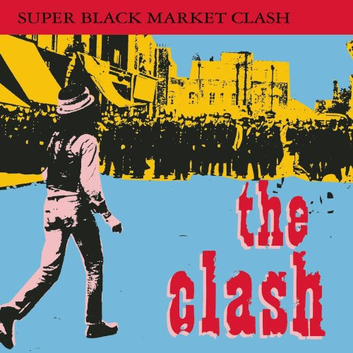 The Clash Time Is Tight cover art