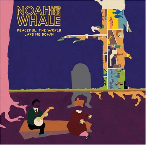 Noah And The Whale Shape Of My Heart cover art