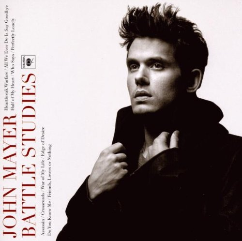 John Mayer Edge Of Desire cover art