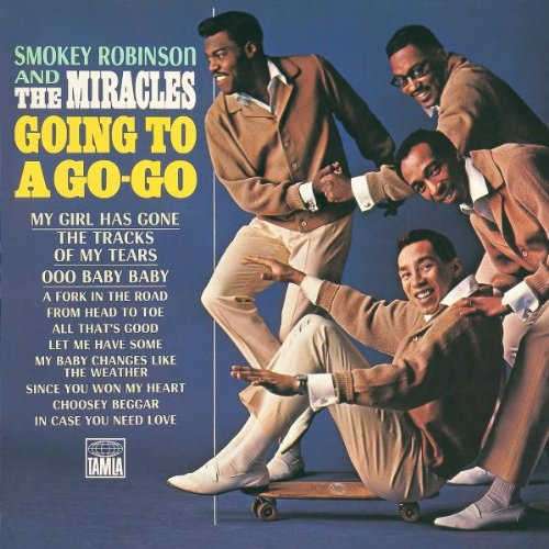 Smokey Robinson & The Miracles Going To A Go-Go cover art