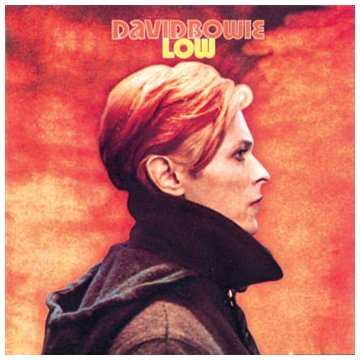 David Bowie Always Crashing In The Same Car cover art