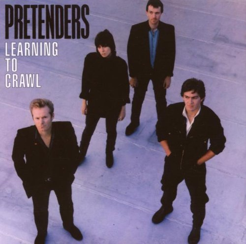 The Pretenders Middle Of The Road cover art