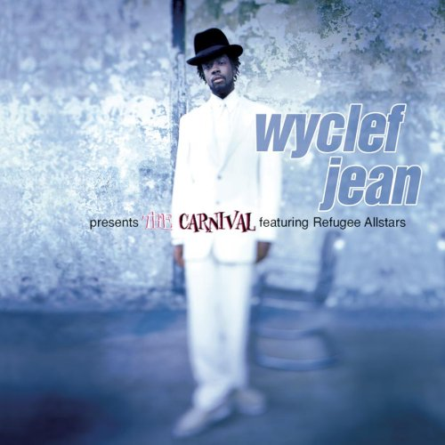 Wyclef Jean Gone Till November cover art