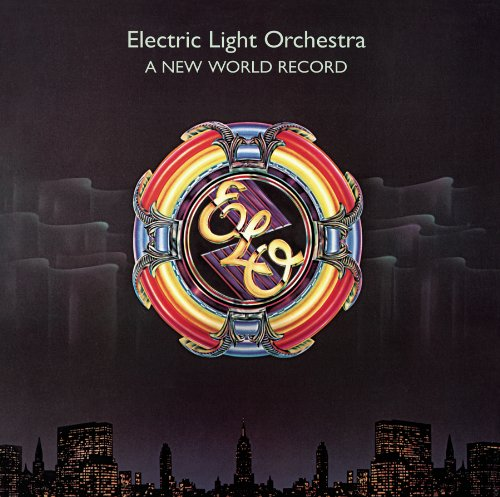 Electric Light Orchestra Livin' Thing cover art