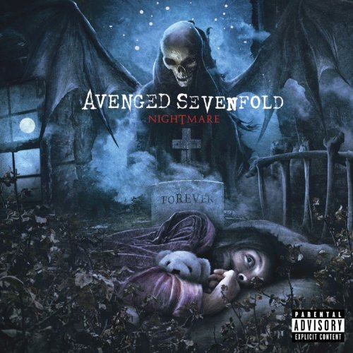 Avenged Sevenfold Fiction cover art