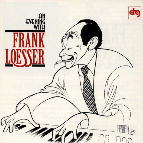 Frank Loesser I've Never Been In Love Before cover art